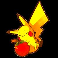 Cute pikachu by Willow-San