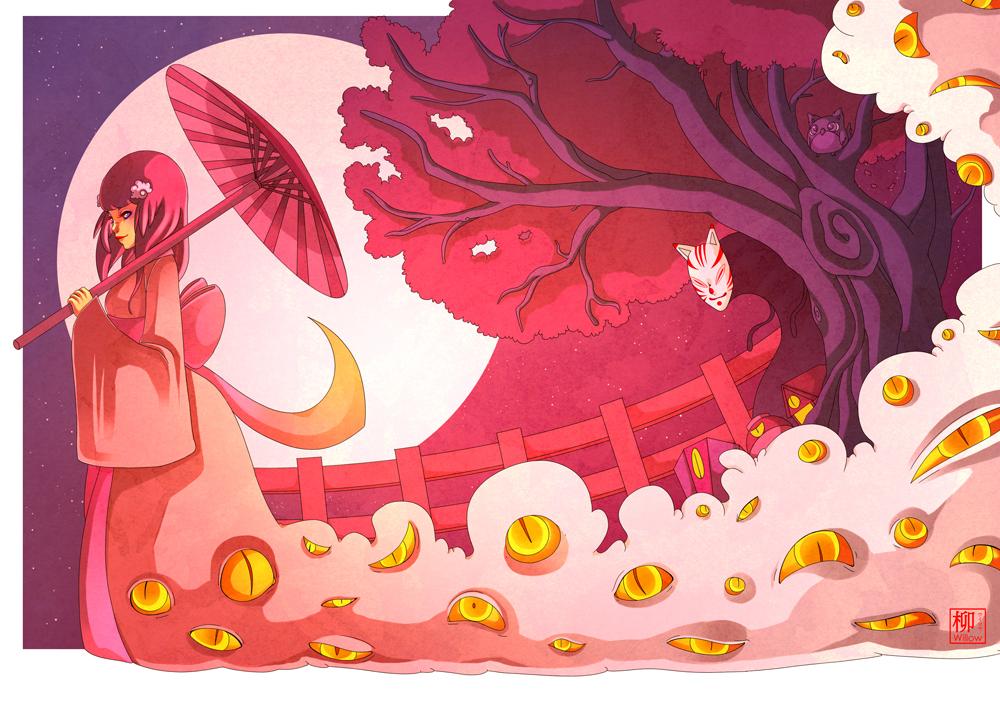 Japan Spirit by Willow-San