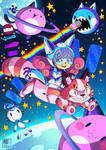 Ma Bulle - Art to Play 2014 by Willow-San