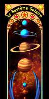 The Solar System bookmark