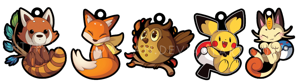 Charms by Willow-San