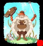 Eda, the little Viking