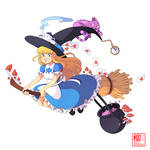 Alice the little witch