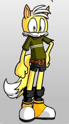 Cody The Fox by CHIPSARETASTY
