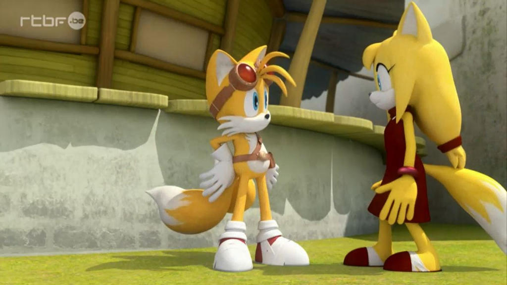 Tails And Zooey by CHIPSARETASTY