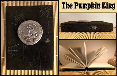 The Pumpkin King - Journal by versarnwen