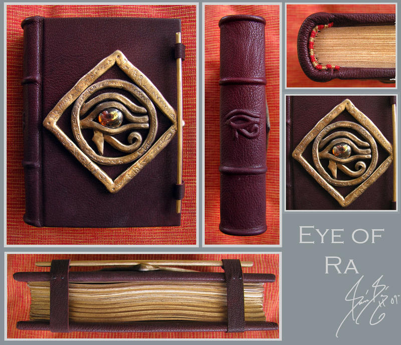 eye of ra book