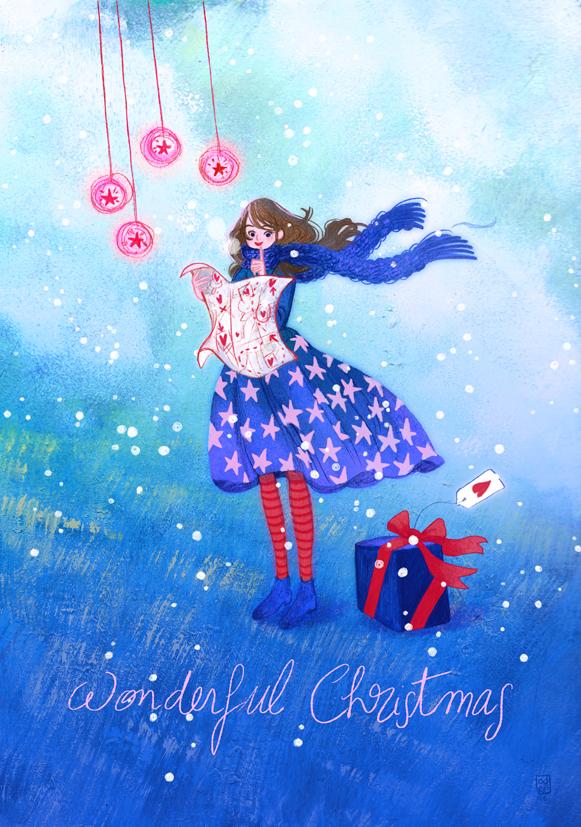 Wonderful Christmas by ODRE