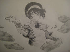 Toph Bei Fong by StarLight1021