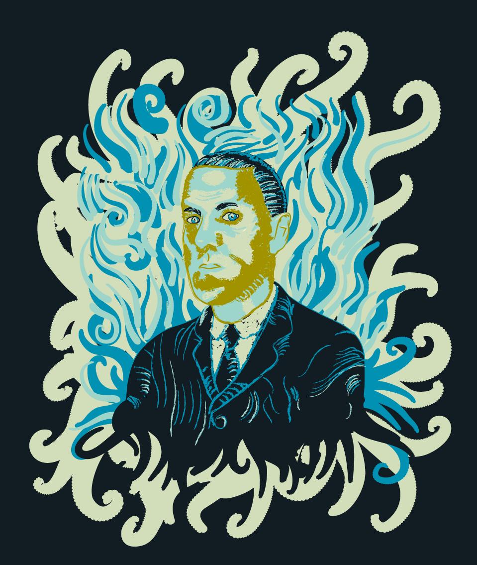 Vincent Van Lovecraft