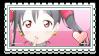 Stamp [Character]: Nico Yazawa by AltoStamps