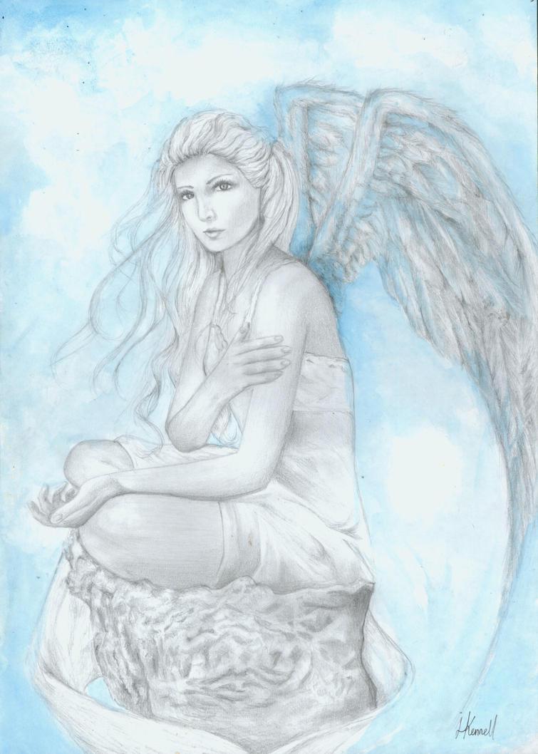 Guardian Angel. by MidnightPeace on DeviantArt