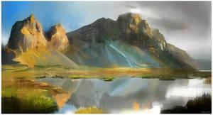 Study I: Icelandic Mountains