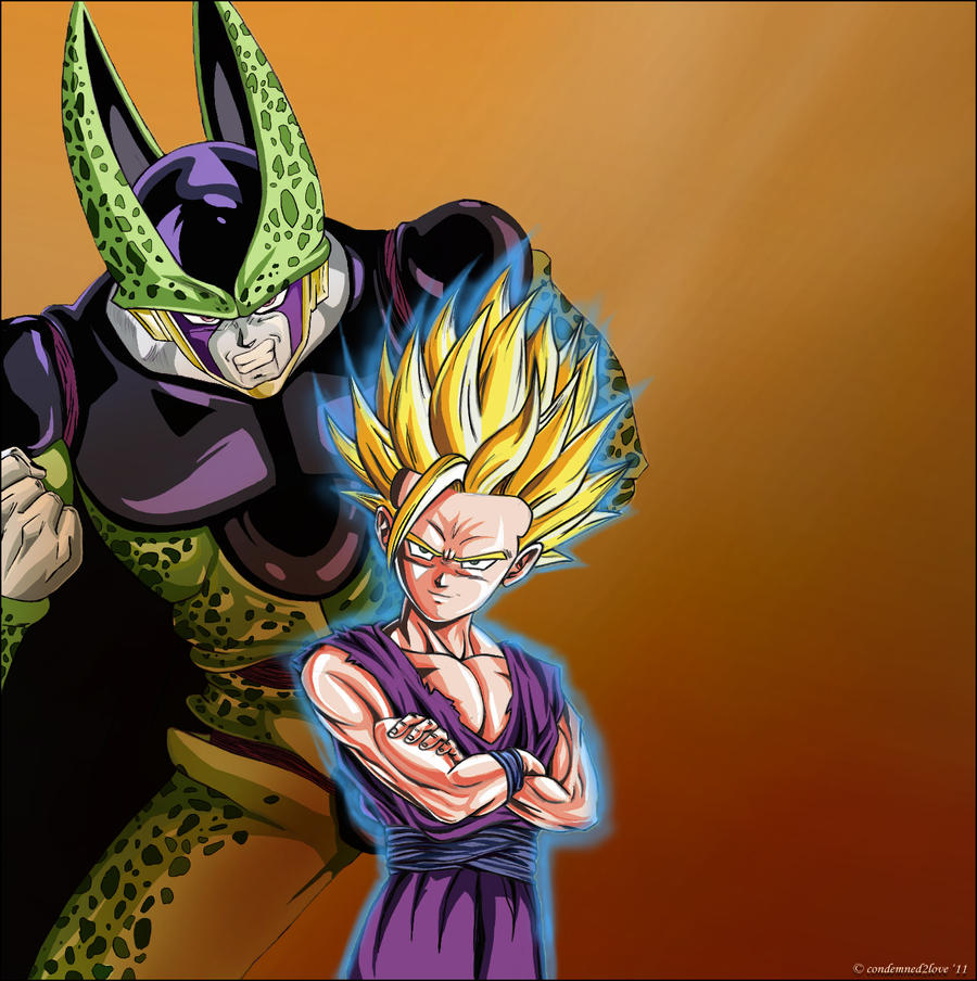 Gohan's Pride 2 By Condemned2love On DeviantArt