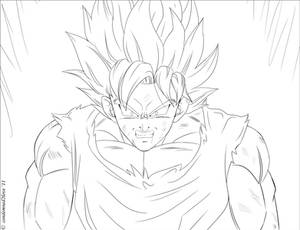 Goku going Super