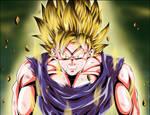 Goku going Super 2