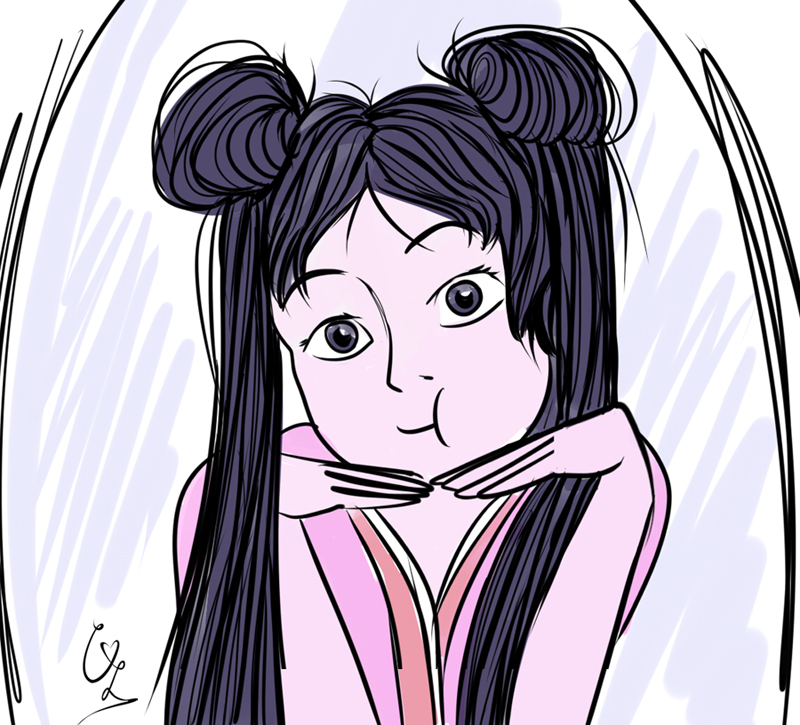 Moon Princess Make Up by condemned2love