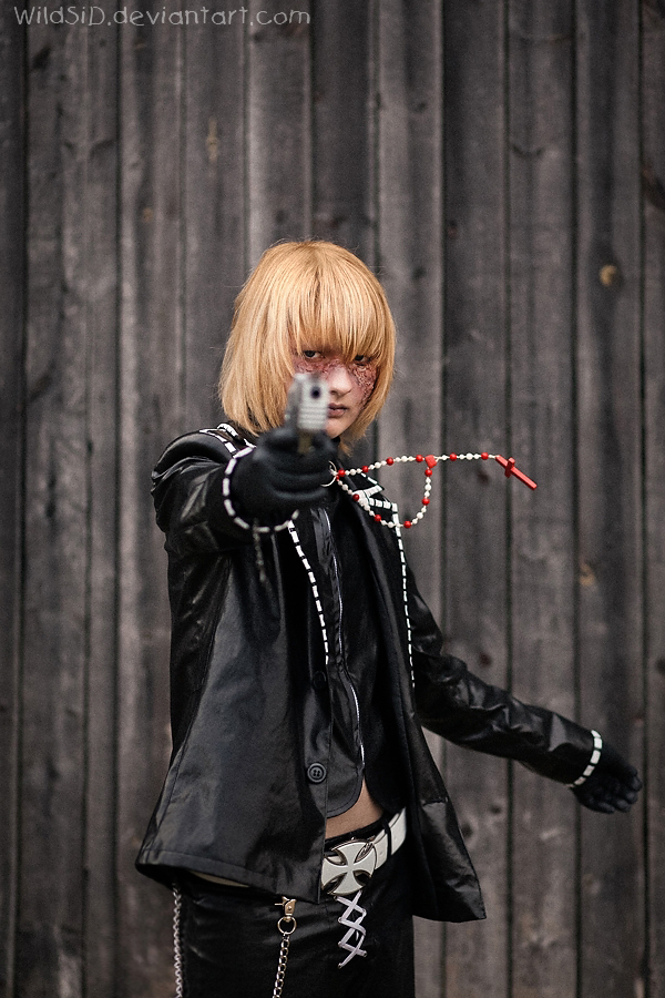 Mello Cosplay: 2 by WildSiD on DeviantArt