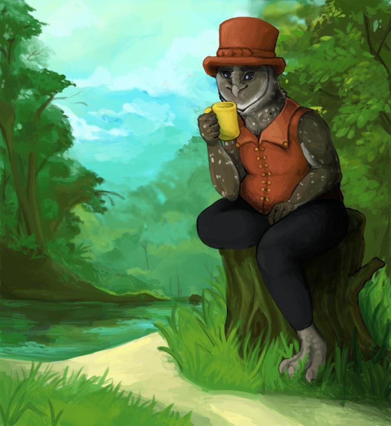 Hunter by Piranis