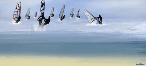 Windsurf by makira88