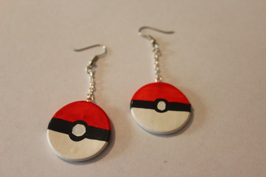 how to make earrings made with perforated discs