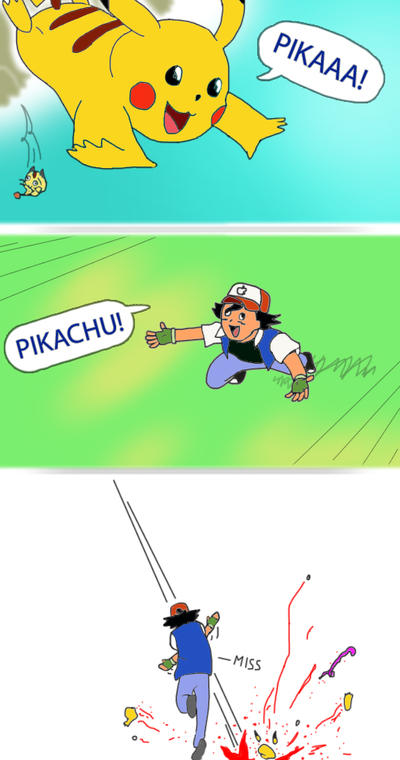 How Pokemon ended by MyLittleSchool