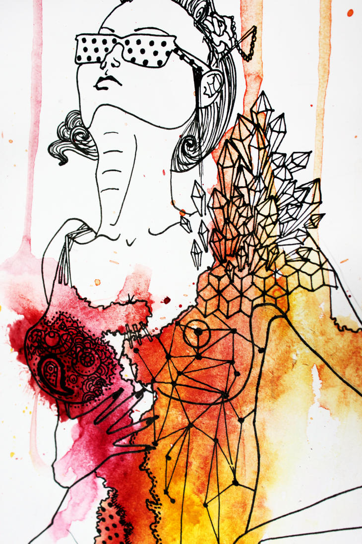 Cosmic Diva by FimowFolies