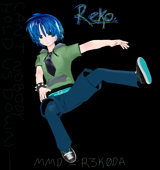 MMD-R3K0D4's Profile Picture