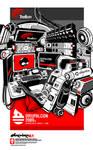 Drupalcon dc 2009 t-shirt