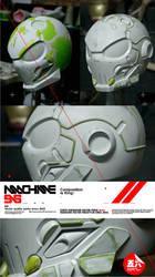 Bone Head project - W.I.P 1.2 by machine56