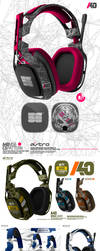 ASTRO FANWORKS by machine56