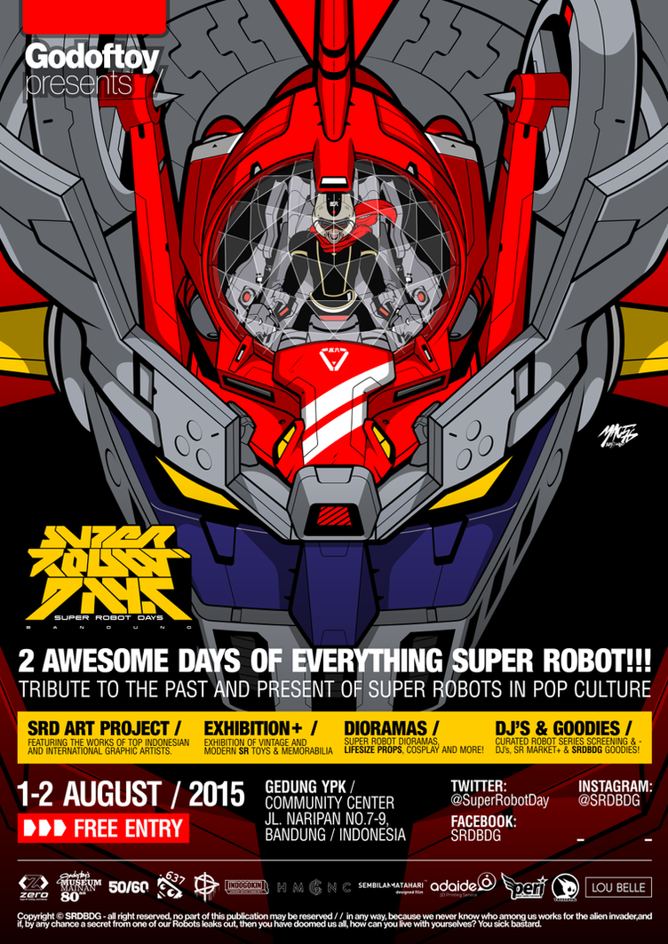 Poster design deviantart - Srdbdg_2k015 By Machine56 Srdbdg_2k015