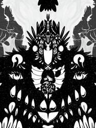 Leiniz Beast by thegeorge89