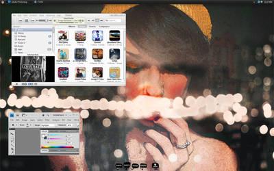 She Peaks Screenshot February 2012 by thegeorge89