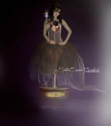 Miss Nicolett. by Bittersweet-Creature