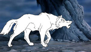 Taced Junglebook base - Wolf