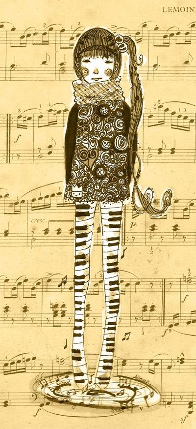 Piano Legs by Sakuradragon