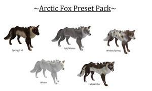 Arctic Fox Presets