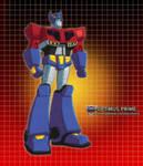 Animated Optimus Prime in G1