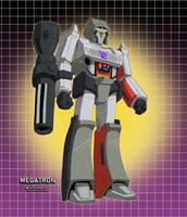 G1 Toy Megatron