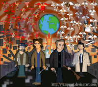 Total Supernatural Winchester by TORRE-ANGEL
