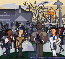 Left 4 Dead 2 The Parish by TORRE-ANGEL