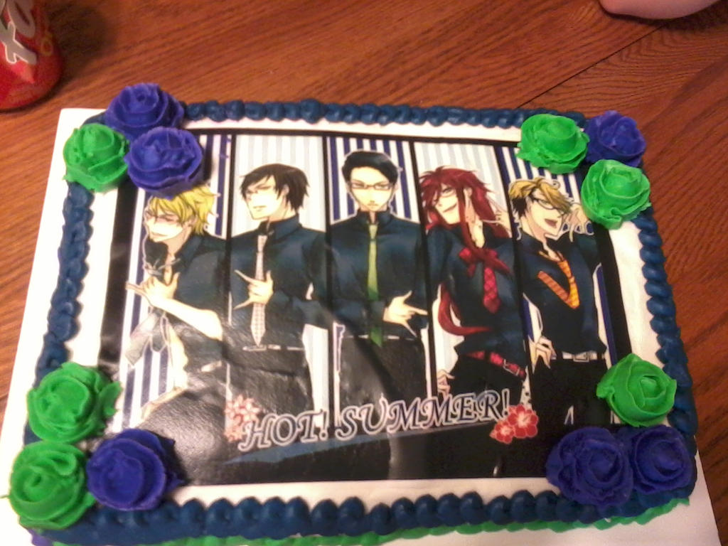 14th Birthday Cake By Americannordic On Deviantart