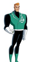 Guy Gardner by the--jacobian