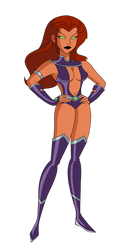 Starfire by the--jacobian