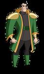 Damian Wayne (Beyond) by the--jacobian