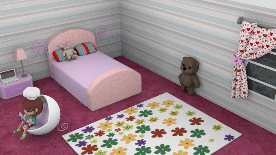 Mona And Her Room by Ubukata