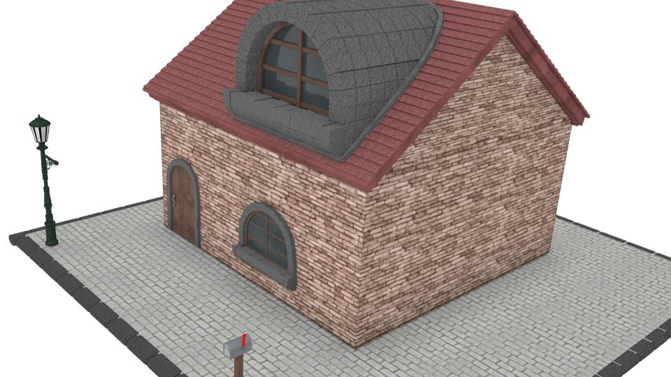 House by Ubukata