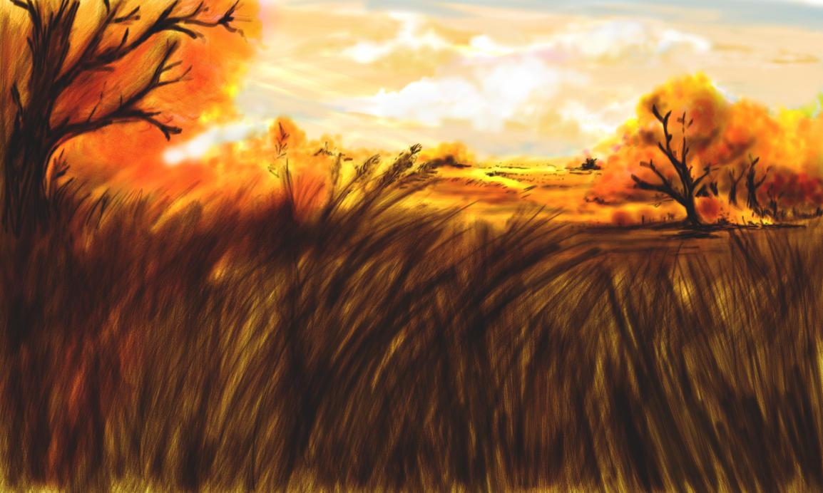 Autumn Delight by spiritcoda