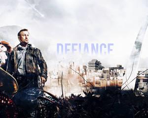 Defiance- Fanart wallpaper